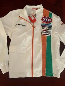 BRAND NEW ~ PUMA x RICHARD PETTY Jacket Large (L) Nascar DODGE STP NWT RARE!