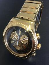 James Bond Uhr 007 Goldfinger ODDJOB Swatch gold