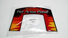 Williams High Speed Pinball Machine ORIGINAL STYLE TOPPER