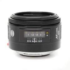 Minolta 50mm f1.7 AF Sony A Mount Lens