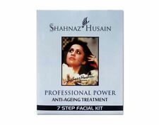 Shahnaz Husain Professional Power Anti-Ageing Treatment 7 Step Facial Kit 63gm