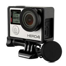 Standard Border Frame Housing Case + UV Lens + Protector for GoPro Hero 4 3+ 3