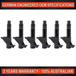 6 x Ignition Coil Pack for Renault Laguna II 3.0L L7X Laguna Grandtour 3.0L