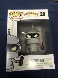 Bender Funko Pop Animation - Futurama #29