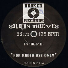 """Silicon Thieves - In The Mix, 12"""", (Vinyl)"""