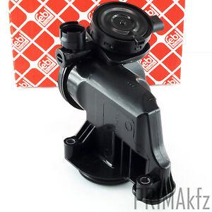 Febi 49184 Ventilación Cárter Separador de Aceite Seat Skoda VW 1.4 16V