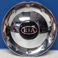 "ONE '02 03 Kia Sedona # 74558 Chrome 15"" 7 Spoke Wheel Center Cap  # 1K52Y-37190"