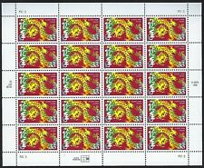 3370 MNH sheet of 20 33-cent stamps - Chinese Year of the Dragon - CV $23.00