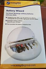 Easylife Battery Wizard - Battery Charger (New)