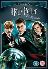 Harry Potter And The Order Of The Phoenix (DVD-2009, 1 Disc-YEAR FIVE) Region 2*