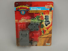 NOS Vintage 1986 Kenner Centurions Power Pack Action Figure Accessories New MOC!