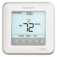 Honeywell T6 Pro Programmable Thermostat TH621OU2001