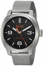Hugo Boss Orange Cape Town Stainless Steel Mesh Strap Men's Watch - 1550013