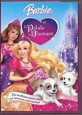 DVD ZONE 2--BARBIE ET LE PALAIS DE DIAMANT