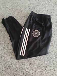 ADIDAS Inter Miami CF 20/21 Training Pants Black Mens Size 2XL FI2792