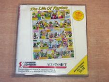 """Acorn Electron 5.25"""" Disc - The Life Of Repton by Superior Software"""