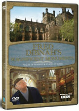 Fred Dibnahs - Magnificent Monuments - Places of Worship - DVD-BRAND NEW SEALED