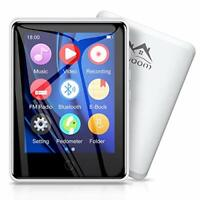 "Timoom M6 MP3 Player 32GB Bluetooth 5.0 Full Touch 2.8"" Screen MP4 HIFI Lossless"