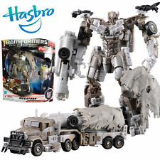 HASBRO TRANSFORMERS DARK OF THE MOON MEGATRON ROBOT CAR ACTION FIGURES KIDS TOY