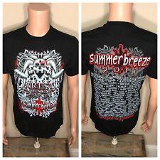 Summer Breeze 2011 offiziellen Open Air Metal Deutschland Festival T Shirt Herren Top M