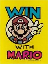 Super Mario Bros.. Decal Video Game Merchandise