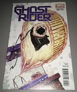 All-New Ghost Rider #1 Marvel 1st app Appearance Robbie Reyes Del Mundo Variant