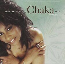 CHAKA KHAN : EPIPHANY : THE GREATEST HITS (CD) Sealed