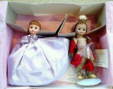 """Madame Alexander 8"""" ANNA AND THE KING OF SIAM Dolls"""