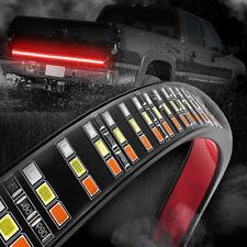 "60"" Triple Row LED Tailgate Light Bar Turn Signal Brake/Running Reverse Lights"