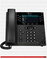 Polycom VVX 450 IP Gigabit Phone 2200-48840-001 VVX450 w/ Power (NEW)