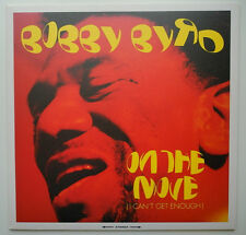 ★★ LP de ** Bobby Byrd-on the Move (i can 't get enough) (soulciety' 93) ★★ 15738