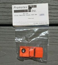 PROMOTEX 1/87 HO SCALE C.N. CANADIAN  NATIONAL GMC  ORANGE PICK UPTRUCK 1006 F/S