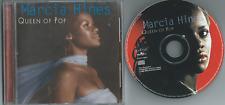 """MARCIA HINES      """"Queen Of Pop""""    2000 BMG CD"""