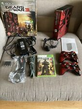 Xbox 360 Gears Of War 3 Limited Edition Console Complete - 93 Games