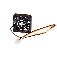 VENTILATEUR 40 X 40 Mm Boîtier Ventilateur Axial Ventilateur XILENCE 3 pin molex 12 V 25 dB