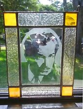Vincent Price Stained Glass