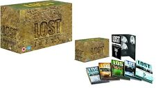 LOST 1-6 (2004-2010): COMPLETE J. J. Abrams - TV Series Seasons -  R2 DVD not US