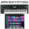 Most Sounds: Korg Wavestation: EX, A/D, SR, Legacy + Wavestation IOS