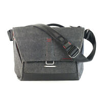 "Peak Design The Everyday Messenger Bag 13"" Charcoal. Premium Camera Case"