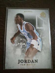 🏀 Michael Jordan Upper Deck NCAA North Carolina Tarheels Card NBA/Basketball 🏀