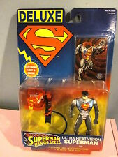 Superman Deluxe Ultra Heat Visions Superman