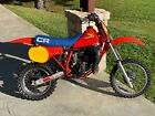 Picture of A 1984 honda cr60r