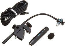 Shure BETA 98AD/C Miniature Cardioid Condenser Drum Microphone