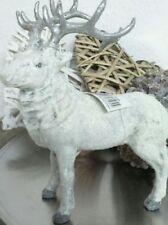 Figuritas de Navidad sin marca color principal blanco