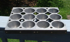 Wear-Ever Heavy Duty Aluminum Muffin Pan Commerical Use Weight 12 Count