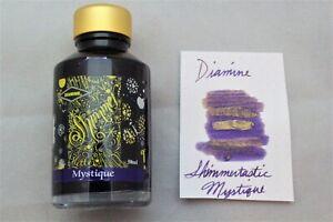 Diamine 50 ml Shimmertastic Fountain Pen Bottled Ink Mystique