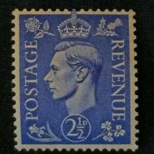 Great Britain  SC #262a  Mint H  Wmkd sideways  1942