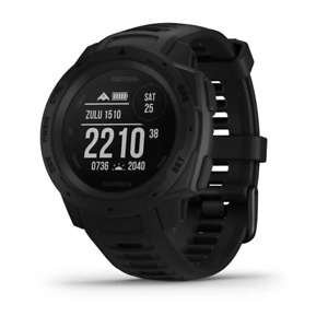 Garmin Instinct® – Tactical Edition Black