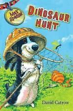 New, David Catrow. Max Spaniel. Dinosaur Hunt. 9780545057486. Hardcover