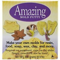 Amazing Casting Products Mold Putty Kit 0.66lb - 66lb 066 300g